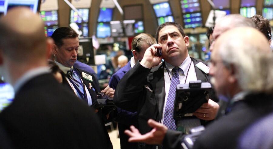 Sammenlægningen af New York Stock Exchange med Deutsche Börse ville have skabt verdens største aktiehandelsplads.