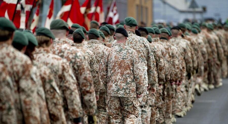 Fremover kan danske krigsveteraner lettere få anerkendt psykiske mén fra krigstjeneste som arbejdskade.