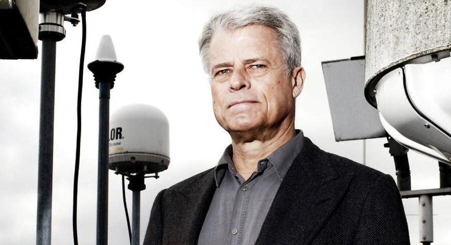 ARKIVFOTO. Lars Thrane, storaktionær og medstifter af Thrane & Thrane, fastholder sine udtalelser om, at Cobham vil ødelægge det danske selskab.