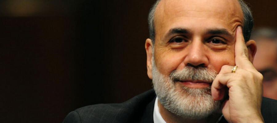 Den amerikanske centralbankchef Ben Bernanke fik her til aften yderligere belæg for sin forsigte optimisme, da Federal Reserve offentliggjorde sin Beige Book-undersøgelse af den amerikanske økonomi