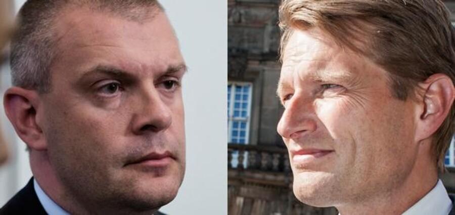 Finansminister Bjarne Corydon kan ikke finde de 12 milliarder, som ISS-direktør Martin Gaarn Thomsen siger, at han har til ministeren.