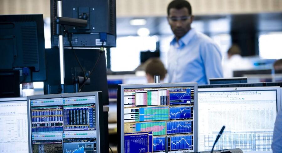 Investorerne virker utrættelige for tiden og igen i denne uge steg C20-indekset.