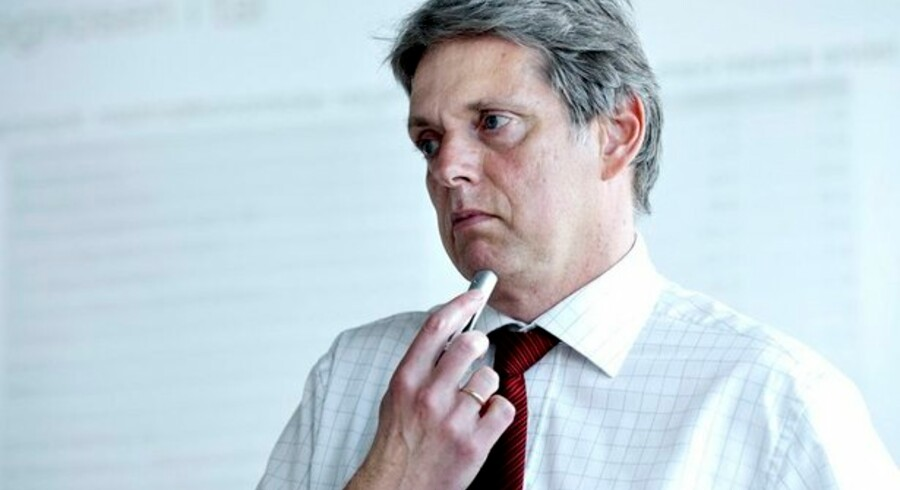 Nordeas cheføkonom, Helge Pedersen