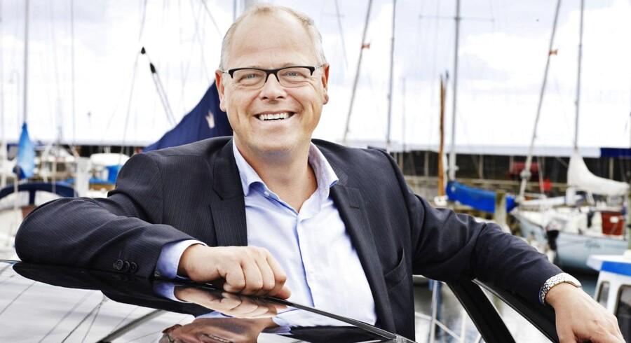Det konservative folketingsmedlem, Tom Behnke, har på egen hånd og i strid med gældende regler givet direktøren i Rådet for Sikker Trafik, Anders Rosbo (foto), lønforhøjelse.