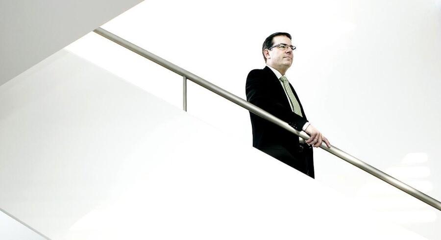 Tom Knutzen. Nyslået adm. direktør i Jungbunzlauer.