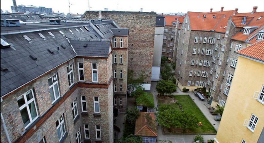 De største prisfald på boligmarkedet fra første til andet kvartal i år skete for ejerlejligheder.