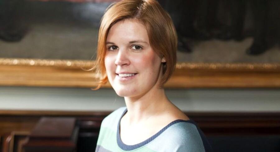 Medlem af Folketinget for det Radikale Venstre, Liv Holm Andersen.