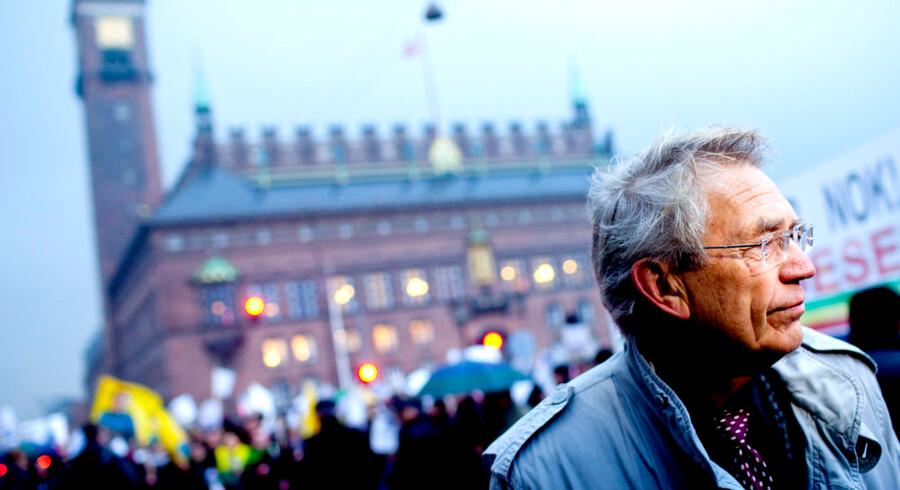 Forsvarer Bjørn Elmquist tordner mod anklagemyndigheden i sagen mod ROJ TV.