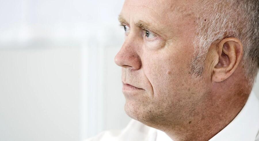 Arkivfoto fra 2008. Ejendomsmatadoren Jens Schaumann har opbygget en ejendomskoncern i sine døtres navne.