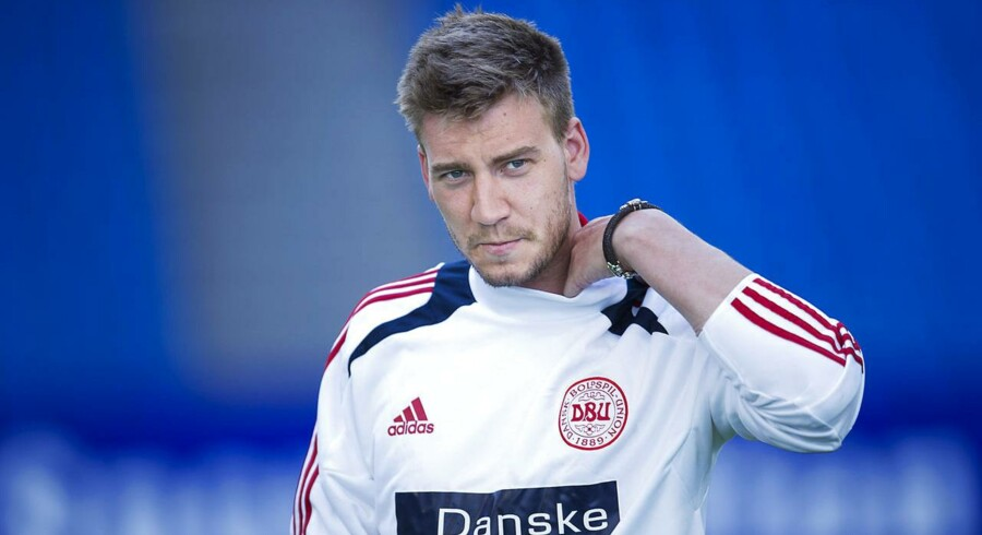 Det hidtil dyreste køb i år står fodboldspilleren Nicklas Bendtner for