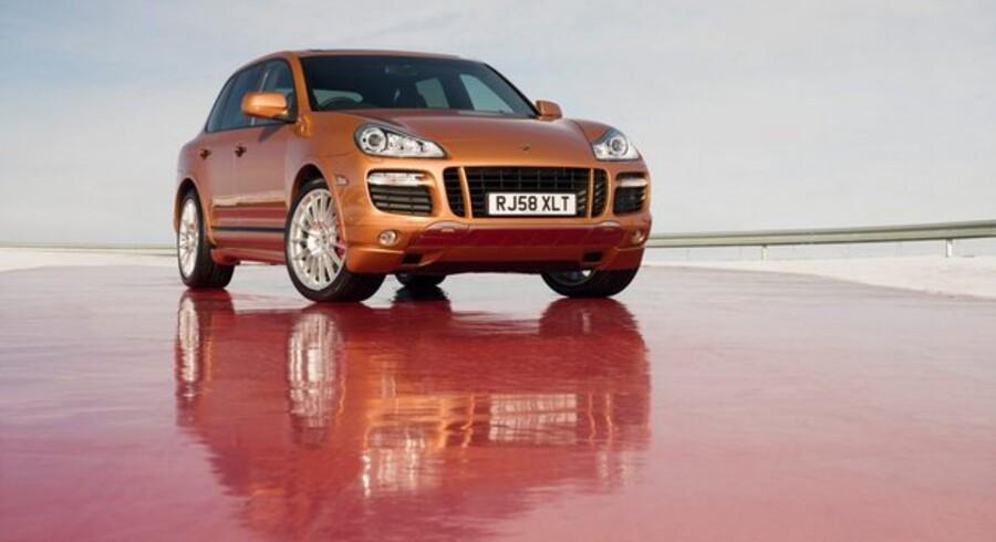 Cayenne S Hybrid.Foto: Porsche