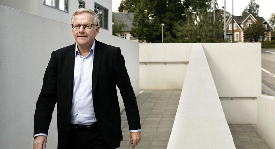 Jens Ive ser ud til at kunne fortsætte som borgmester i Rudersdal Kommune.