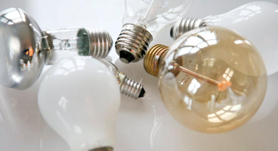 Kommende generationer af diodepærer vil tage livet af de konventionelle pærer i mange typer lamper, forudser Elsparefonden.