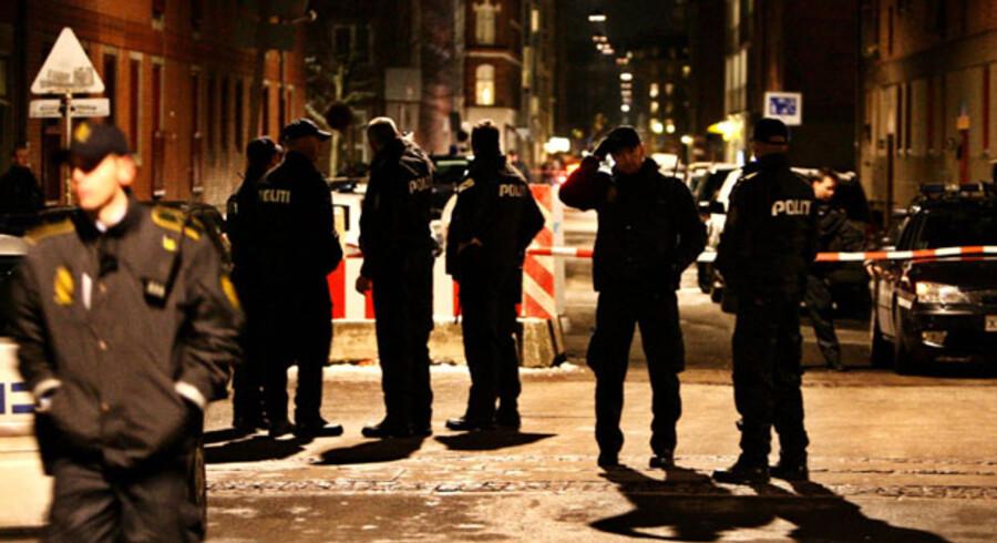 Nørrebro kan forvente flere fodfolk i gaderne, siger chefkriminalinspektør Per Larsen.