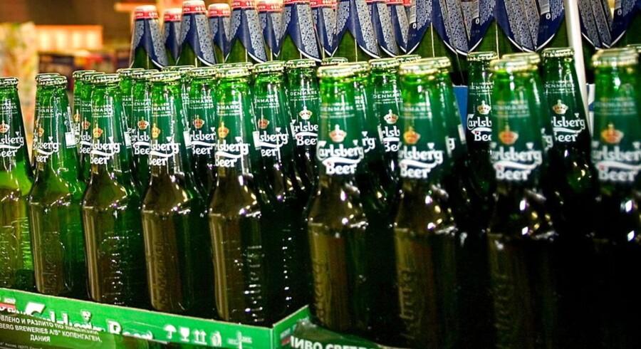 Carlsbergs bøde i Rusland er blevet reduceret væsentligt.
