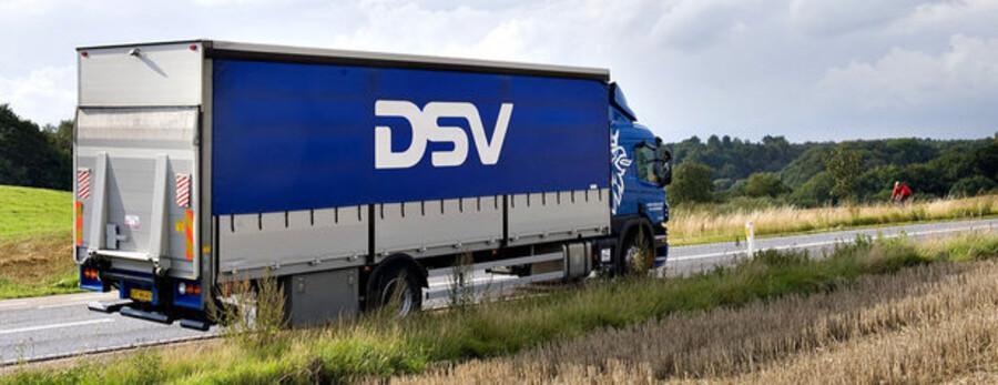 DSV er mærket af den økonomiske krise - også sammenlægningen med ABX Logistics giver genlyd.