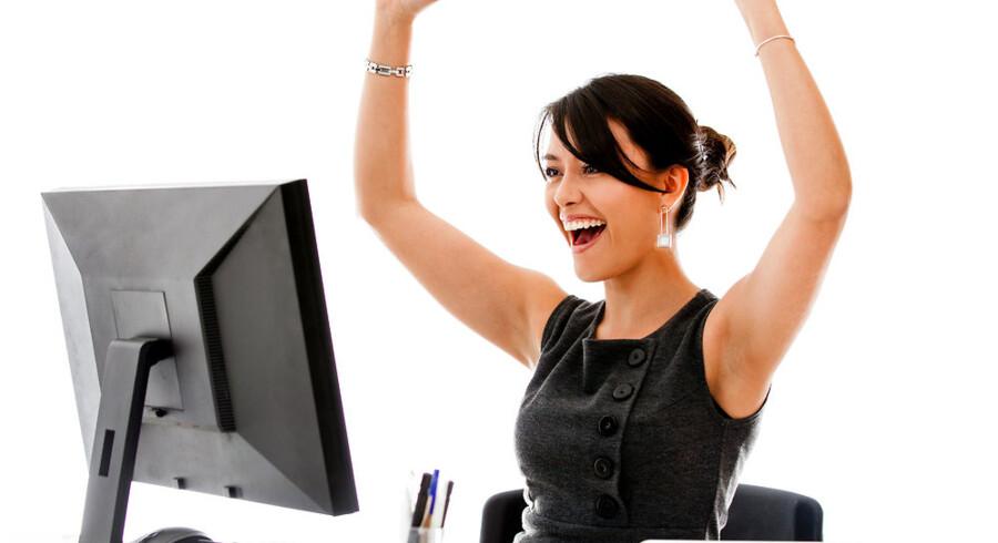 Prisuddelingen gav iværksættere mulighed for at hæve armene over hovedet og give anerkendende nik til kollegaer fra techbranchen