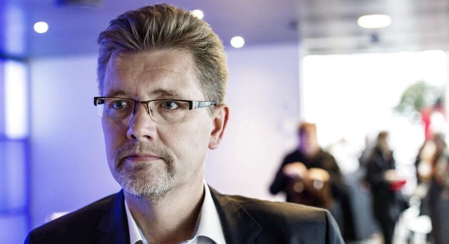 ARKIVFOTO. Overborgmester Frank Jensen (S).
