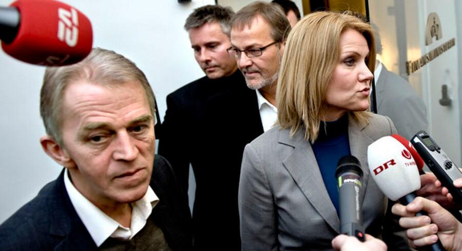 Helle Thorning-Schmidt vil styrke den almene boligsektor, så flere med moderate indkomster får råd til at bo i København.