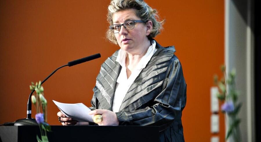 Videnskabsminister Charlotte Sahl-Madsen og politisk ordfører Carina Christensen er begge slået ud af Folketinget. Arkivfoto: Scanpix