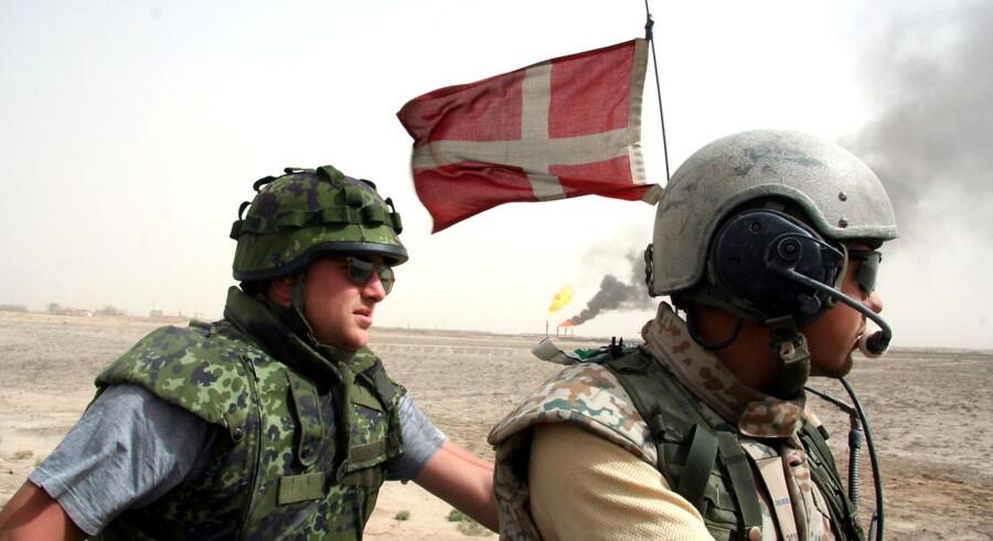 Danske soldater tog mere end dobbelt så mange fanger i Irak, som forsvaret tidligere har oplyst.