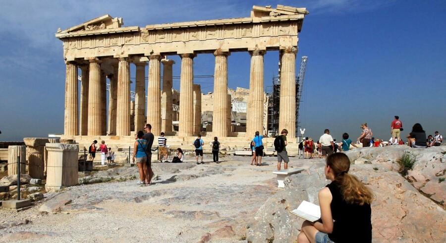 Svindel for op mod 90 millioner kr. i den nationale græske turistbureau.