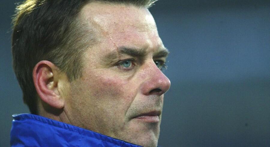 Henrik Jensen ansat som ny cheftræner i Brøndby IF.