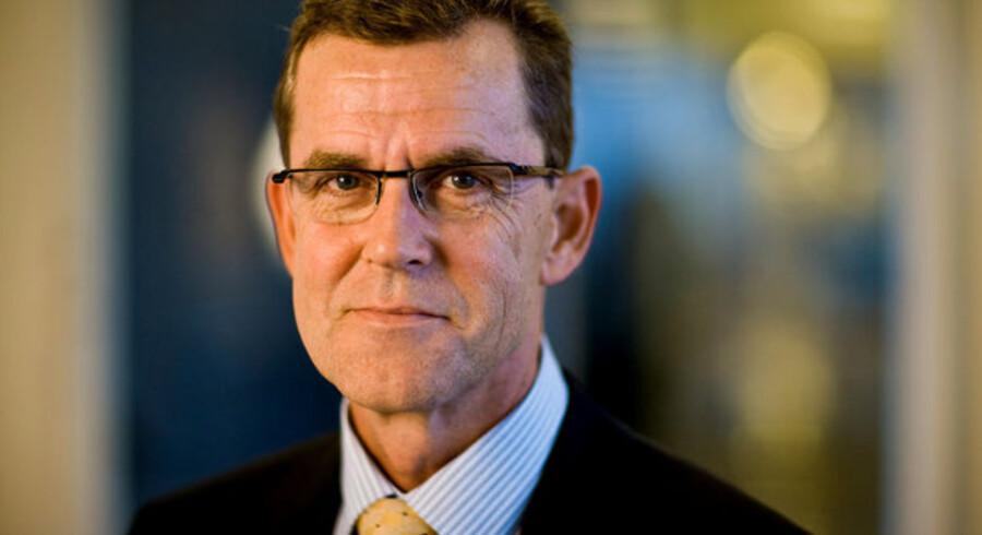 Administrerende direktør i PricewaterhouseCoopers, Carsten Gerner.
