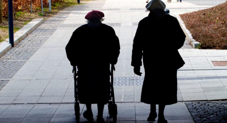 Der venter en del ældre i plejeboliger en ekstra regning.