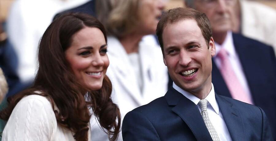 Prins William og Kate Middletons første barn bliver tronarving uanset barnets køn.