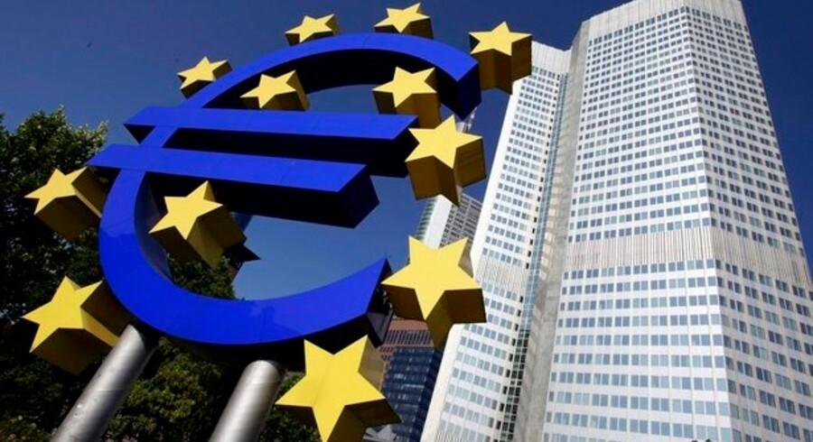 Det går bedre med økonomien hos medlemmerne af eurozonen end forventet, viser friske nøgletal.