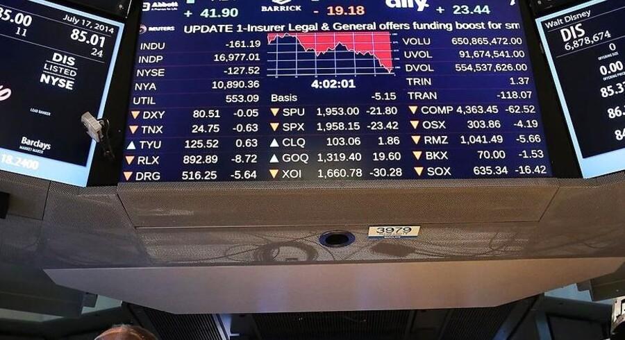 IG Group har haft en meget fornuftig børsdag indtil nu