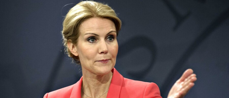 ARKIVFOTO af statsminister Helle Thorning-Schmidt.