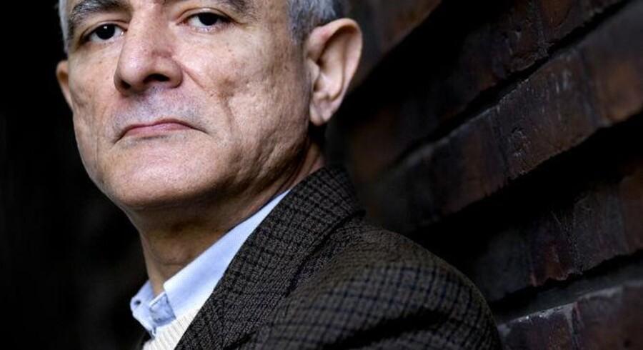 Tidligere direktør for ROJ TV, Manouchehr Zonoozi.