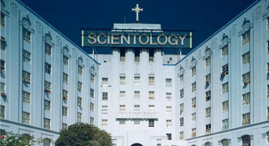 Hemmeligt Scientologi-trykkeri stadig i rødt