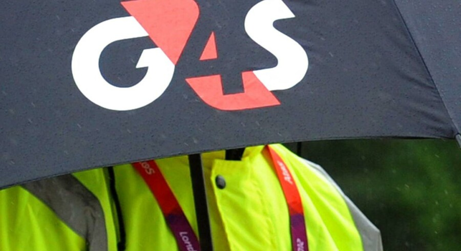 G4S formåede ikke at leve op til kontrakten med LOCOG da de ikke kunne levere tilstrækkeligt sikkerhedspersonale til OL i sommer.