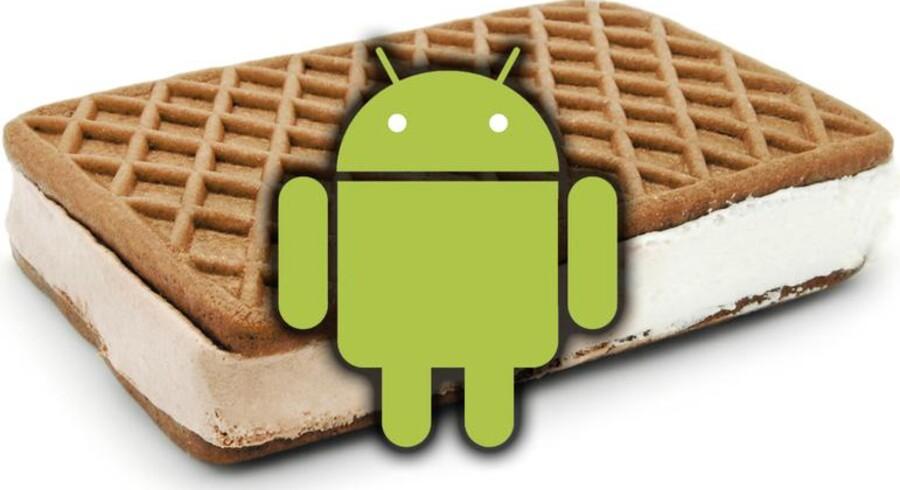 Nu bekræfter selveste Google-chefen, at en ny version af Android, Ice Cream Sandwich, kommer i oktober eller november. Foto: Amobil.no