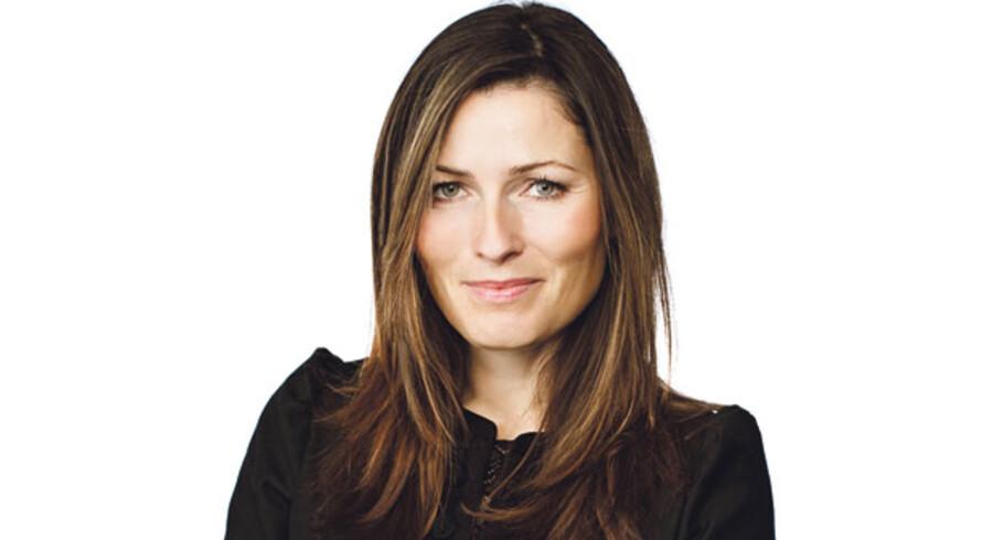 Anne Sophia Hermansen, Pressechef