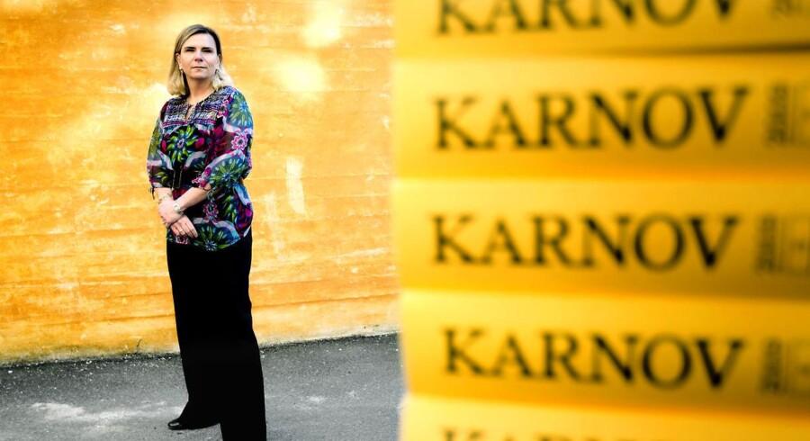 Administrerende direktør for de danske revisorer i FSR Charlotte Jepsen.
