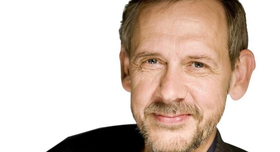 Hans-Henrik Holm, professor i journalistik
