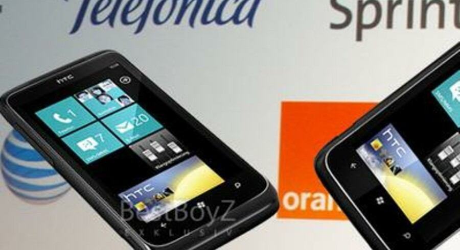 I februar blev Windows Phone 7-serien lanceret. Hvis alt går efter planen, kommer enhederne snart i butikkerne.