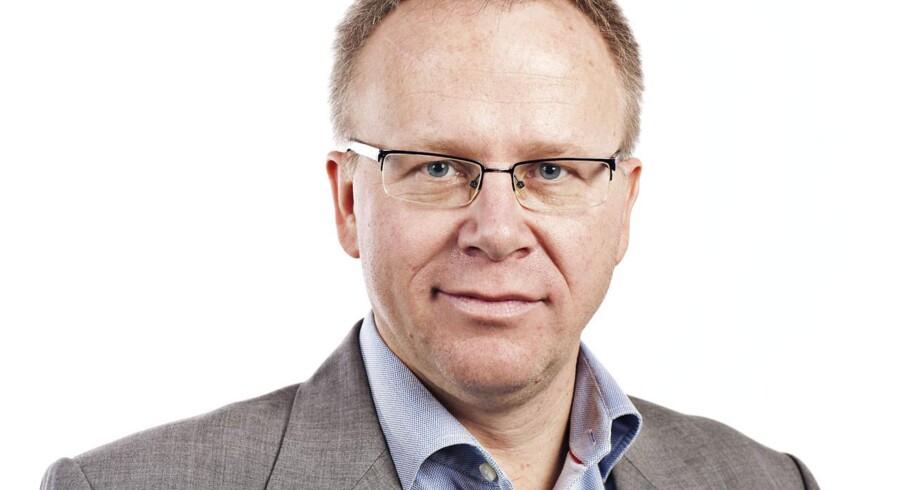 Journalist David Trads har blandt andet været korrespondent i Washington. Nu forlader han sit job i Metro International.