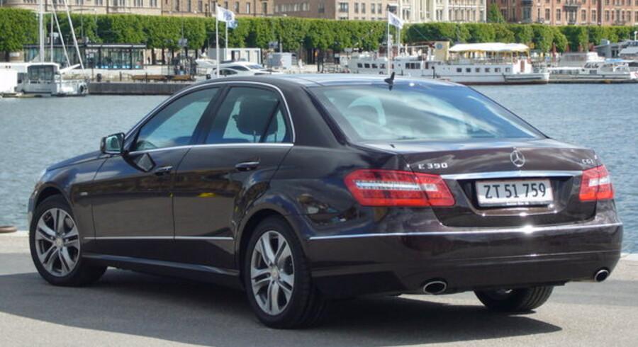 Den nye formgivning klæder Mercedes-Benz, der med bilen toner rent flag i forhold til kerneværdierne. Bilen er udsøgt komfortabel og skiller sig dermed ud fra konkurrenterne.