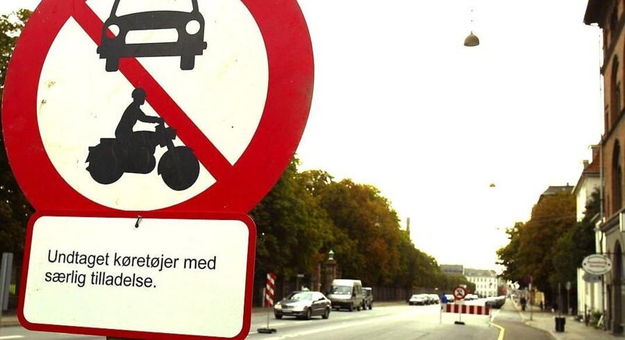 Hele indre by spærres af under det gigantiske cykel-VM i København fra 19.-25. september. Se her, hvordan du kommer rundt. Arkivfoto.