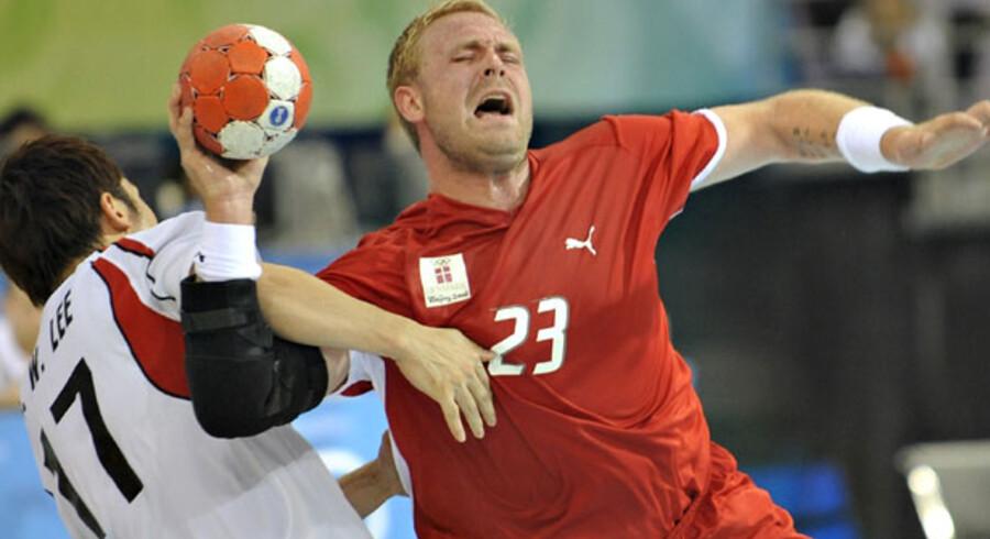 Joachim Boldsen og det danske herrelandshold skal have ny hovedsponsor efter Lauritz Knudsen har trukket sig.