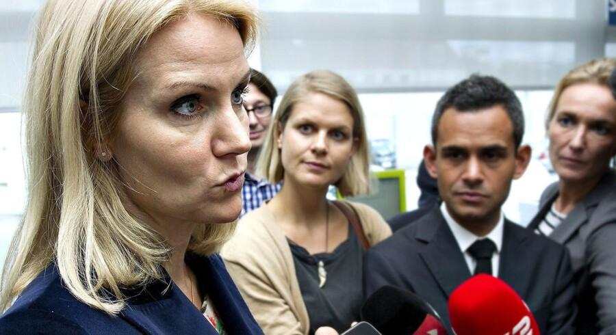 Helle Thorning-Schmidt afviser alle anklager om skattesnyd.