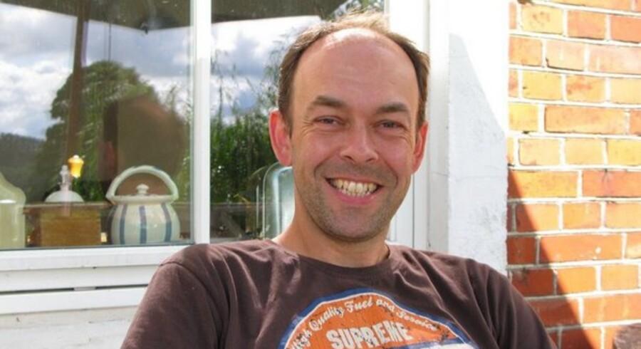Mikkel Steen Pedersen og to andre står bag ECOmove, som har fået 3,4 mio. kr. til udvikling af en elbil.