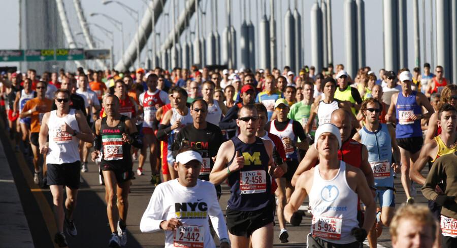 Aflysningen af New York City Marathon er historisk, eftersom løbet har været afholdt hvert år siden 1970, inklusiv løbet i 2001, der blev gennemført blot to måneder efter 11. september-angrebet.