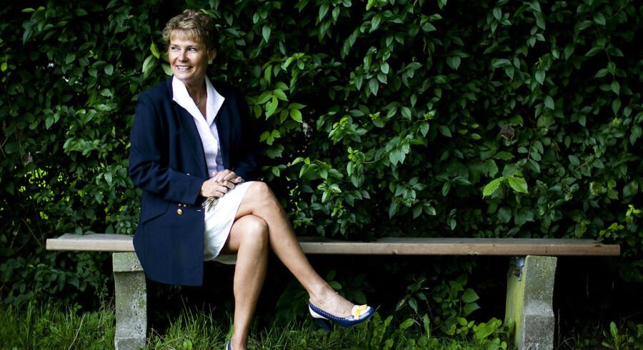 Den tidligere løsgænger Pia Christmas-Møller har nu igen meldt sig ind hos de Konservative.