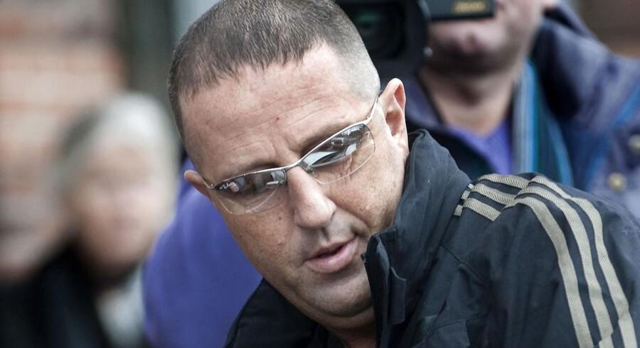 HA-rockeren Brian Sandberg skal afsone resten af sin straf i et mindre arresthus.